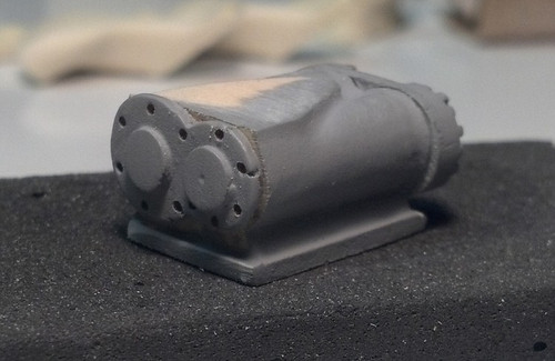 PSI Type Blower 1/25