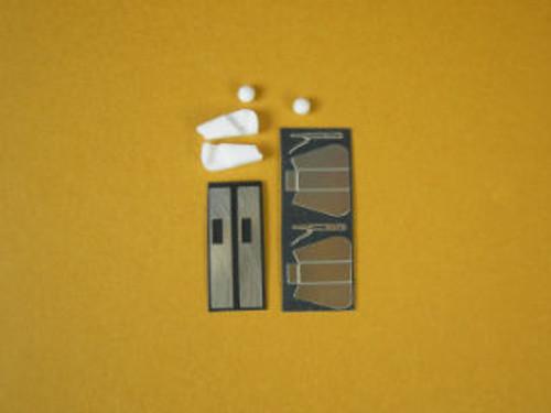 B&M Pro Shifter Kit (pair) 1/25