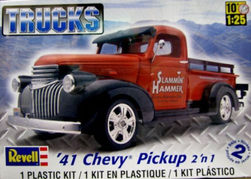1941 Chevy Pickup Truck 1/25