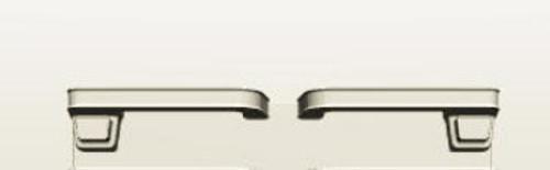 Exterior GM Door Handles, Pair 1/25