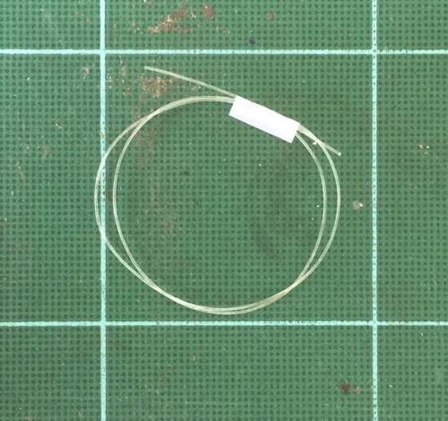 Soft Clear Line - Hose .020, .5mm OD