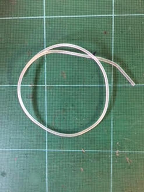Clear Line - Hose .066, 1.7mm OD x .039, 1mm ID