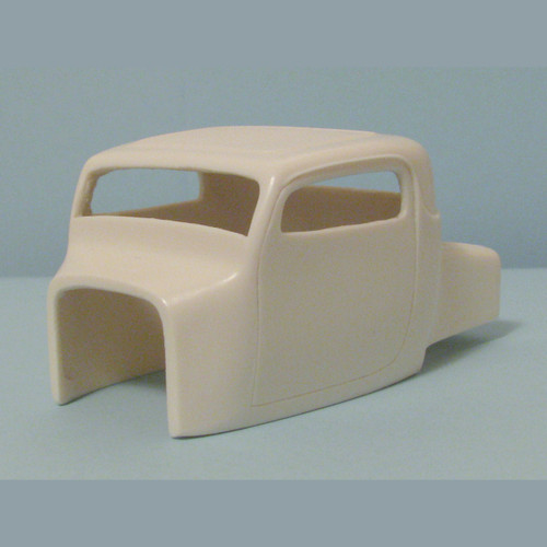 '34 Ford Chopped T Body, 1/25