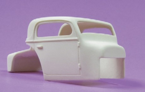 '34 Ford Chopped Altered T Body, 1/25