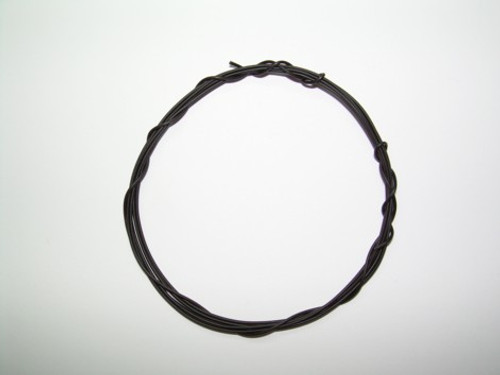 Rubber Fuel Line (solid core) 1/25