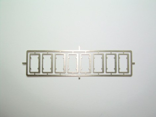 License Plate Frame Set 1/43
