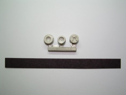 Supercharger Pulley Set 1/25