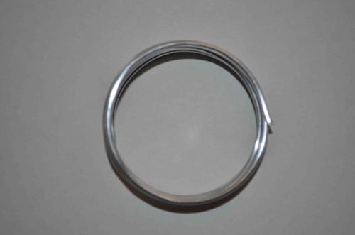 Aluminum Hard Line .078, 2mm Dia