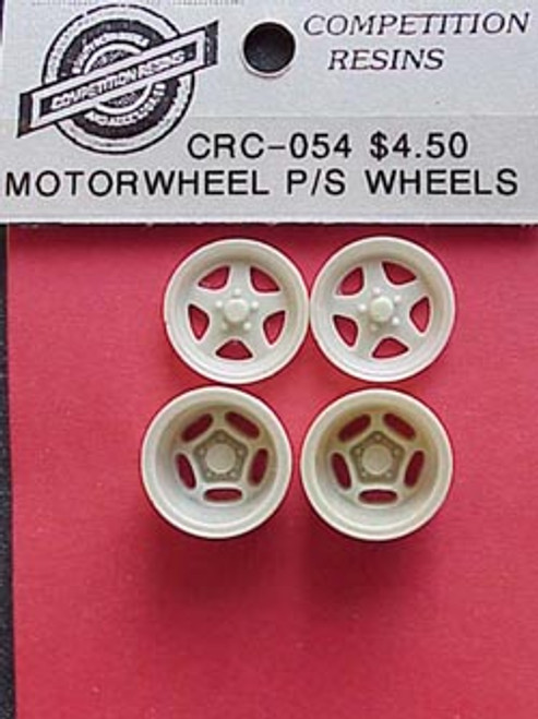 MiniLite Racing Wheels Front & Rear 1/25