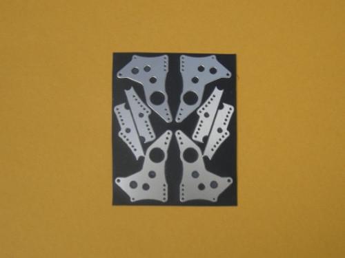 4-Link Suspension Bracket Kit 1/16