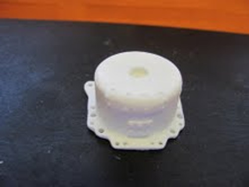 Clutch Can - Square Flange 1/16 Scale