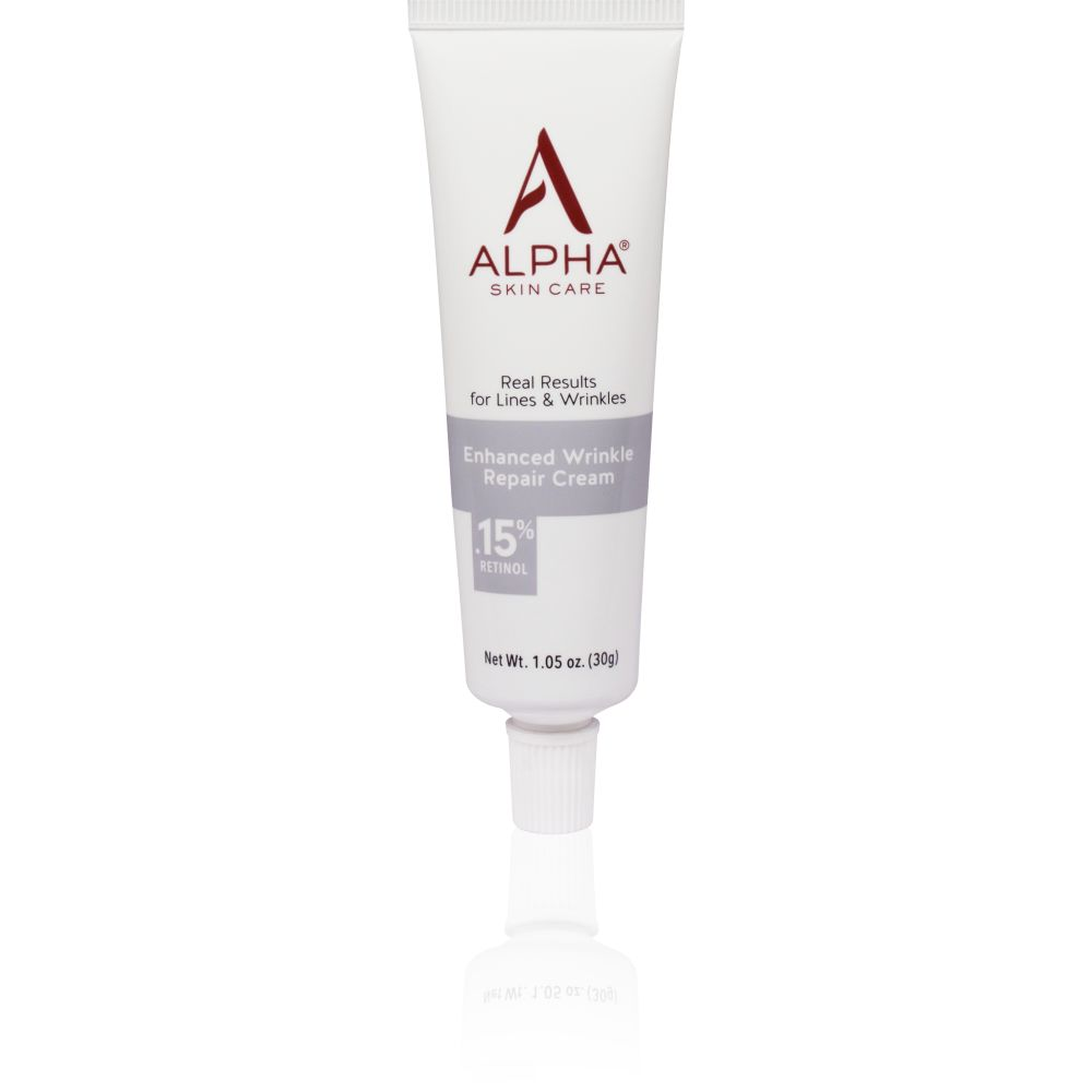 Primary Product Shot Alpha Skin Care Enhanced Wrinkle Repair Cream