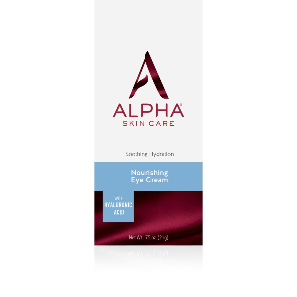 Box Shot Front Alpha Skin Care Nourishing Eye Cream