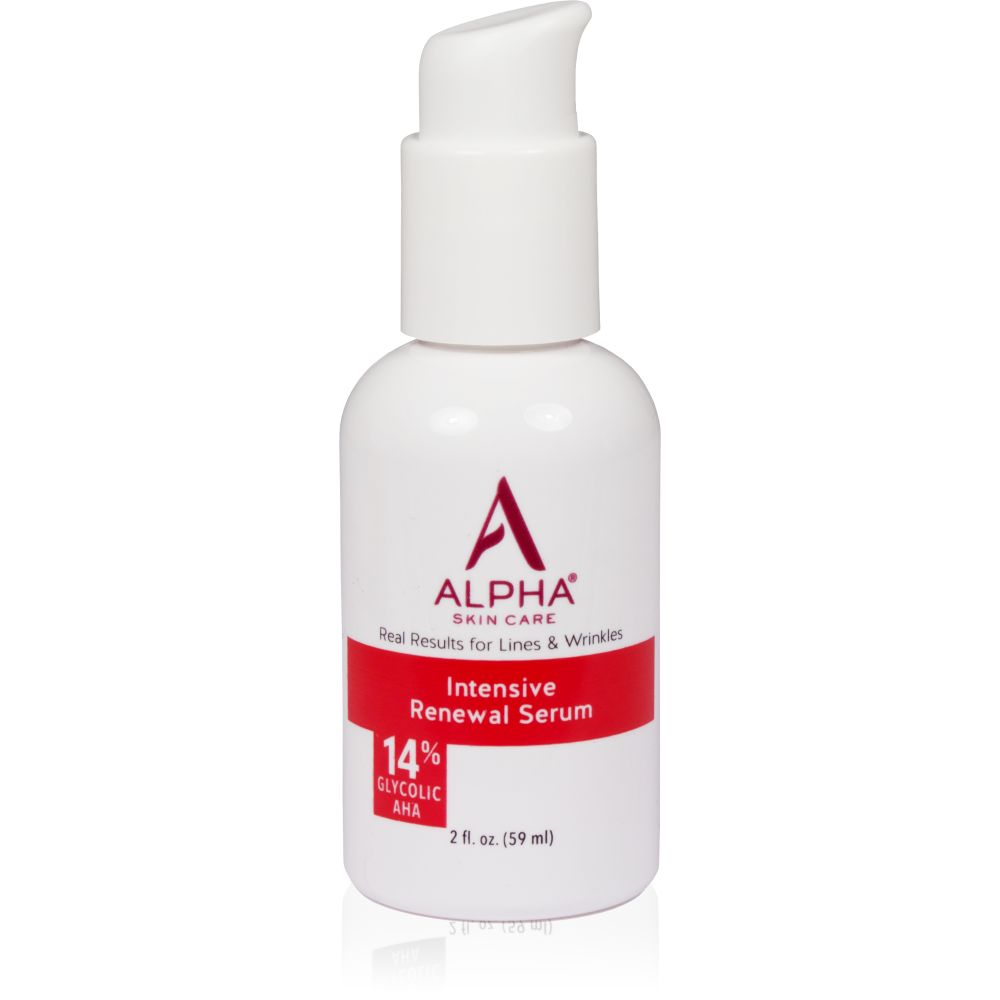 Primary Product Shot Alpha Skin Care Intensive Renewal Serum