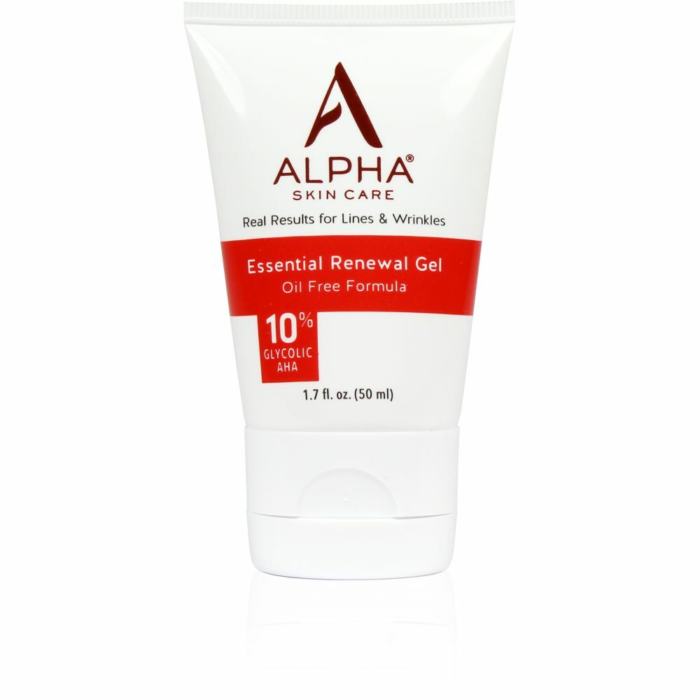 Primary Product Shot Alpha Skin Care Essential Renewal Gel