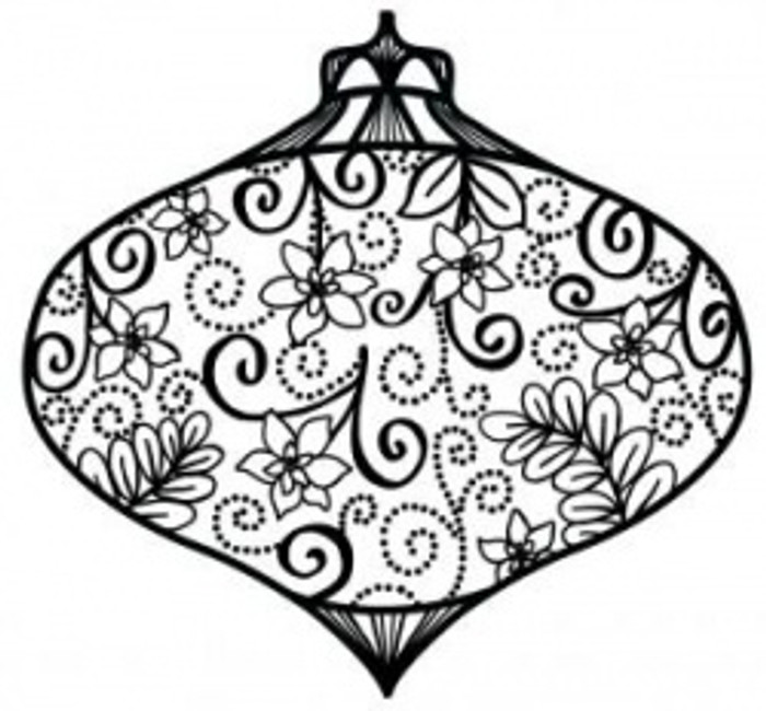 Sue Wilson Stamps To Die For - FLORAL BAUBLE UMS521 - 10% Off FREE POSTAGE Pre-Order