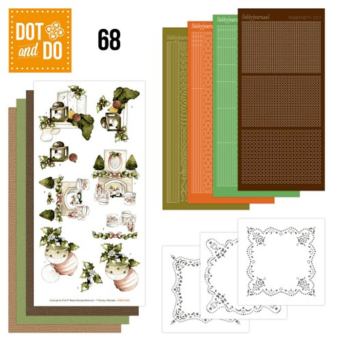 Dot and Do Kit #68 - Rustic Christmas