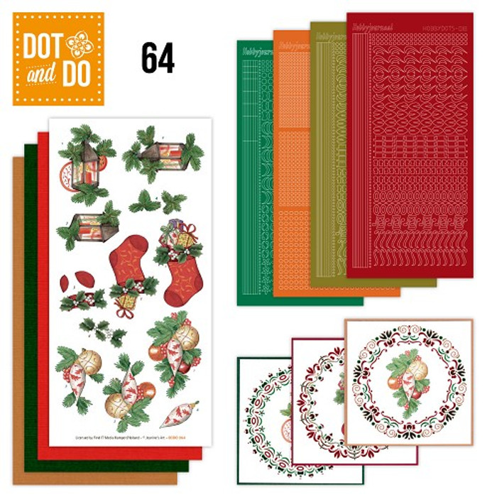 Dot and Do Kit - Christmas Set #64