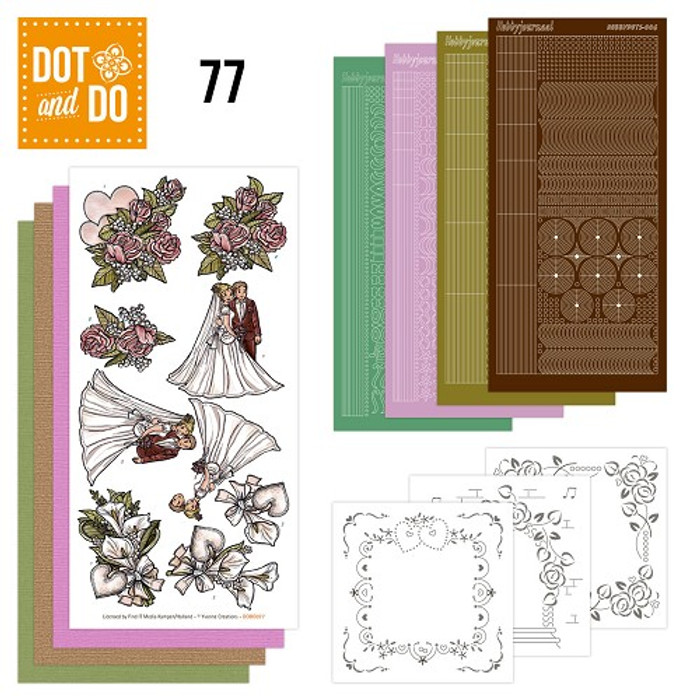 Dot and Do Kit #77 - Wedding