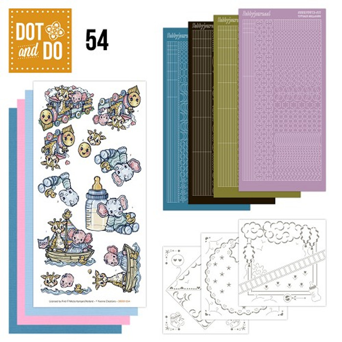 Dot and Do Kit #54 - Baby