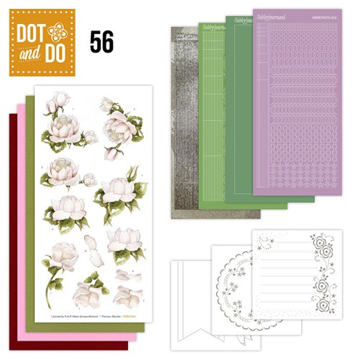 Dot and Do Kit #56 - Roses