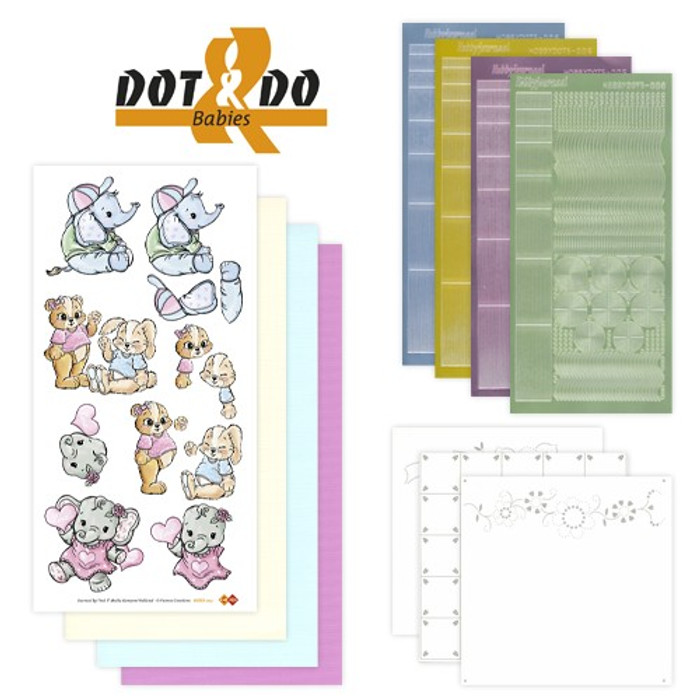 Dot and Do Kit #3 - Babies
