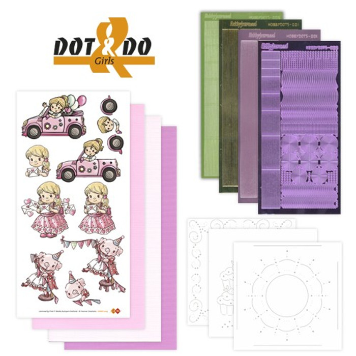 Dot and Do Kit #4 - Girls