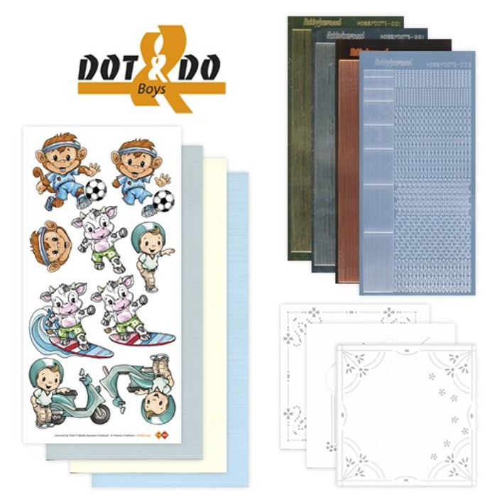 Dot and Do Kit #5 - Boys