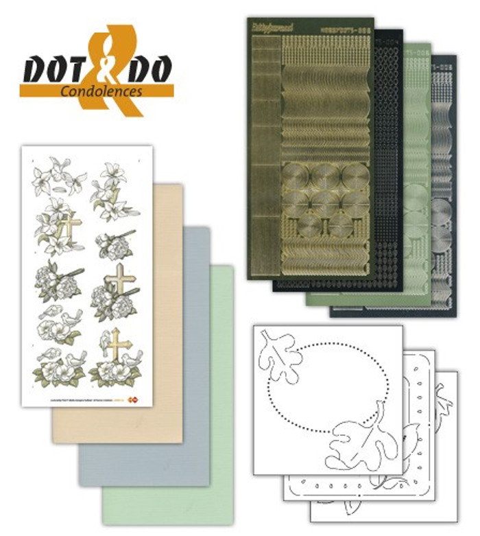 Dot and Do Kit #11 - Condolences