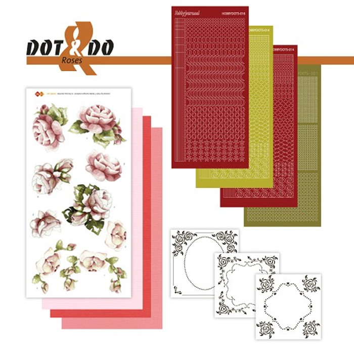 Dot and Do Kit #27- Roses