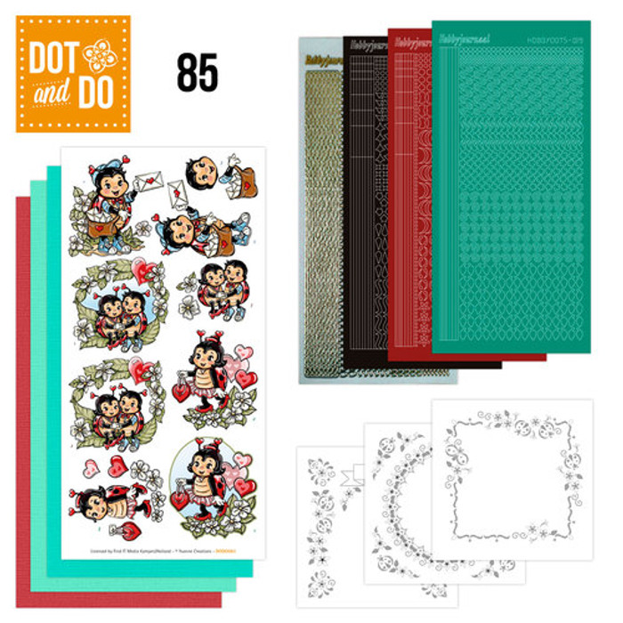 Dot and Do Kit #85 - Ladybugs