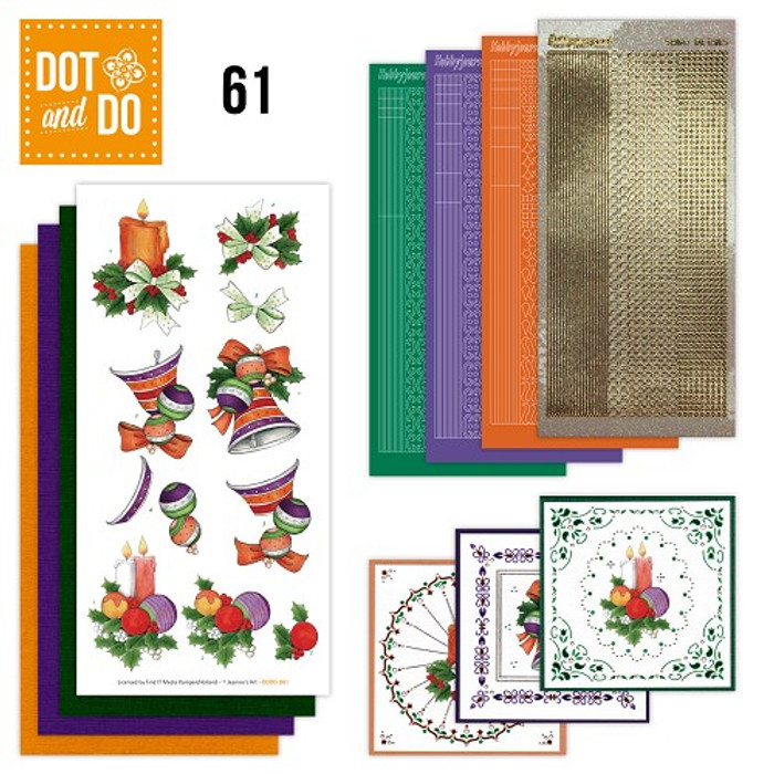 Dot and Do Kit #61 - Colourful Christmas