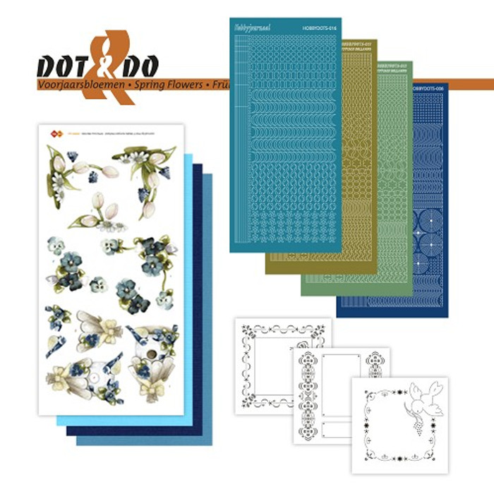 Dot and Do Kit #31- Spring Flowers