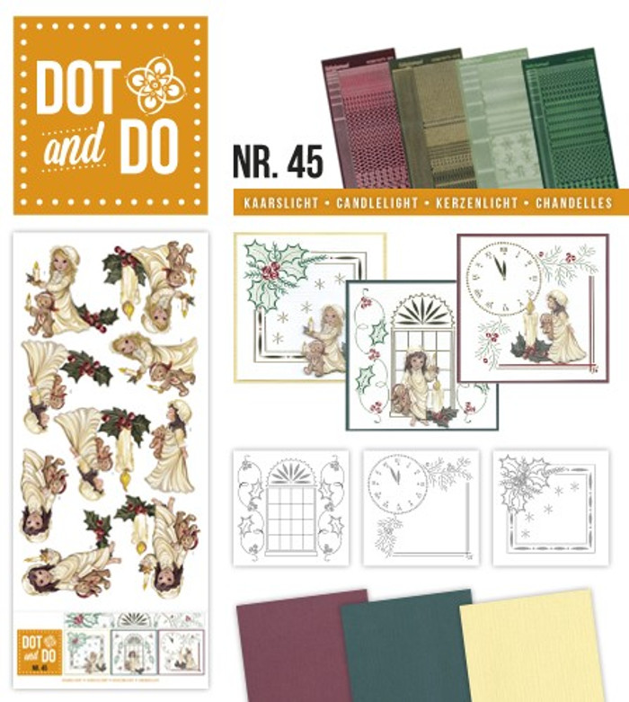 Dot and Do Kit #45 - Candle Light