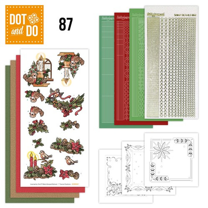 Dot and Do Kit #87 - Christmas