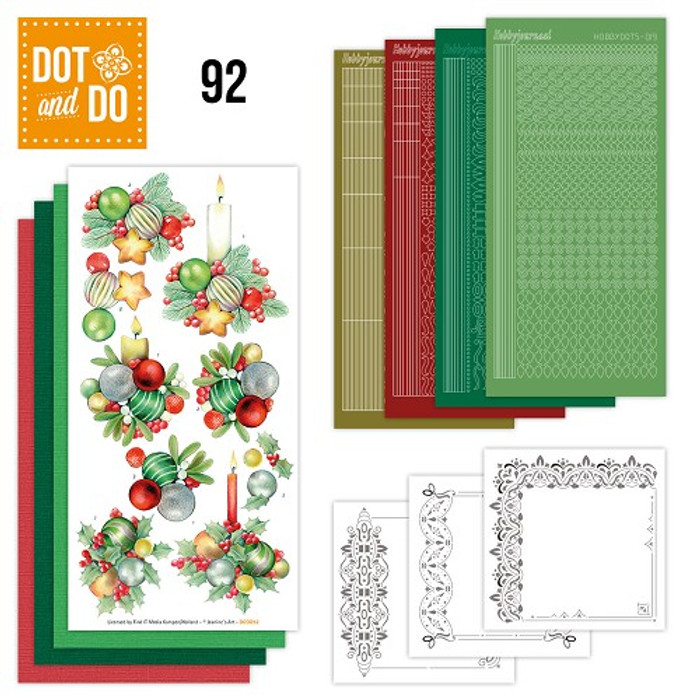 Dot and Do Kit #92 - Christmas