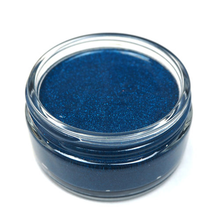Cosmic Shimmer Glitter Kiss - BLUE TEAL
