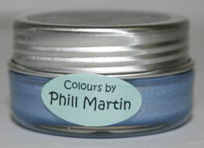 Phill Martin CS Gilding Wax 10ml - FROSTY SKY