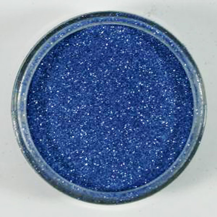 Cosmic Shimmer Polished Silk Glitter - PERIWINKLE