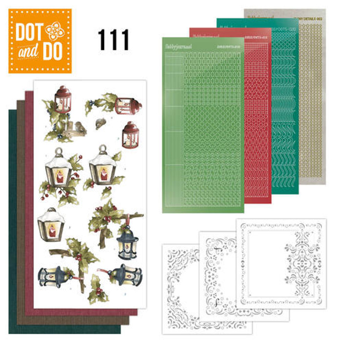 Dot and Do Kit #111 - The Nature of Christmas DODO111