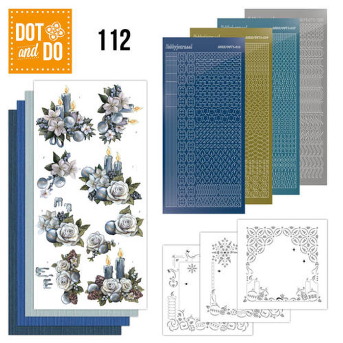 Dot and Do Kit #111 - The Feeling Of Christmas DODO112