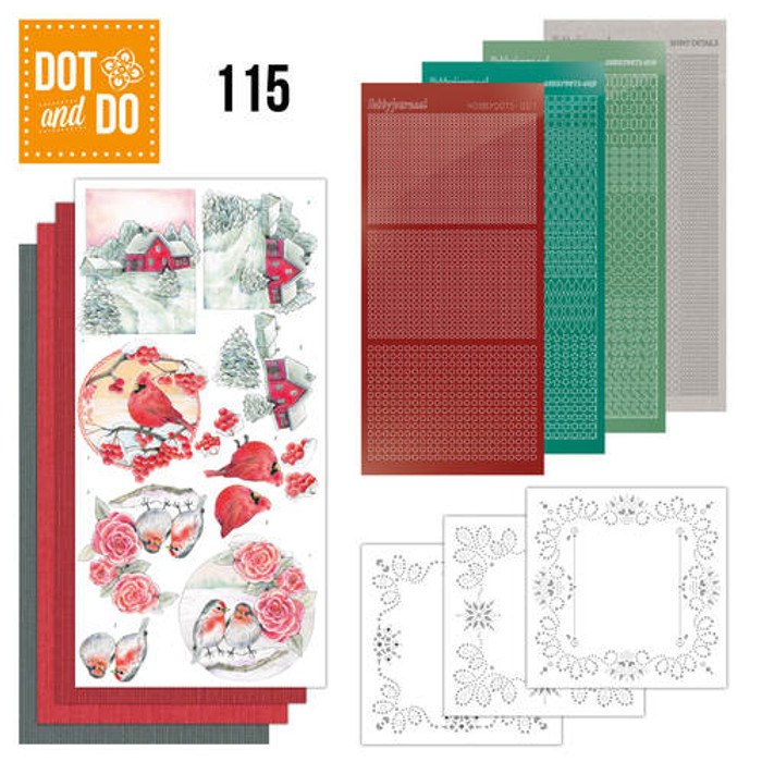 Dot and Do Kit #115 - Winter Classics DODO115