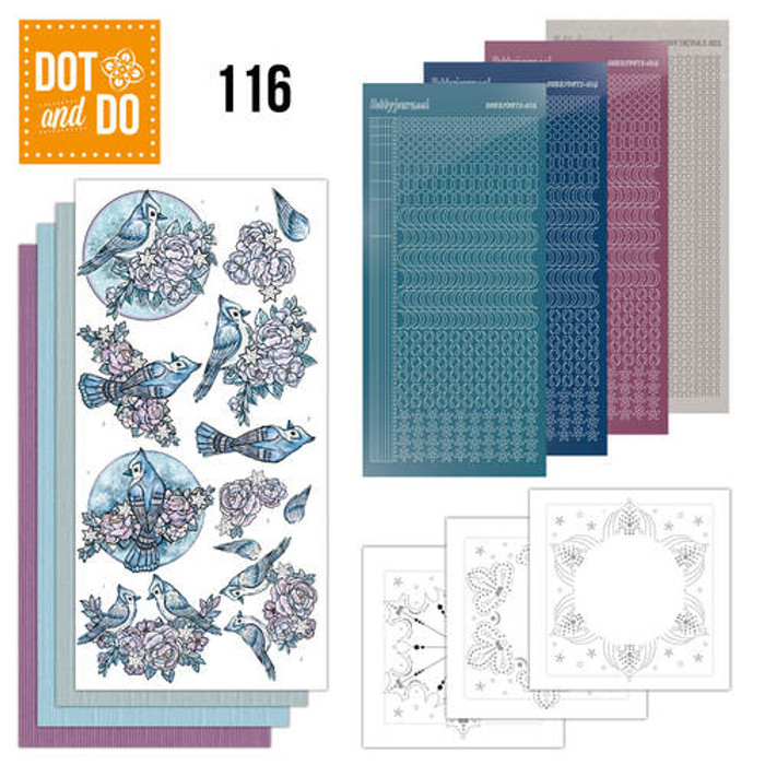 Dot and Do Kit #116 - Winter DODO116