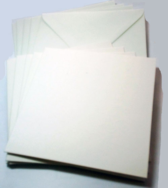 A7 Envelopes -  130mm x 185mm - CHAMPAGNE 20Pk 120gsm
