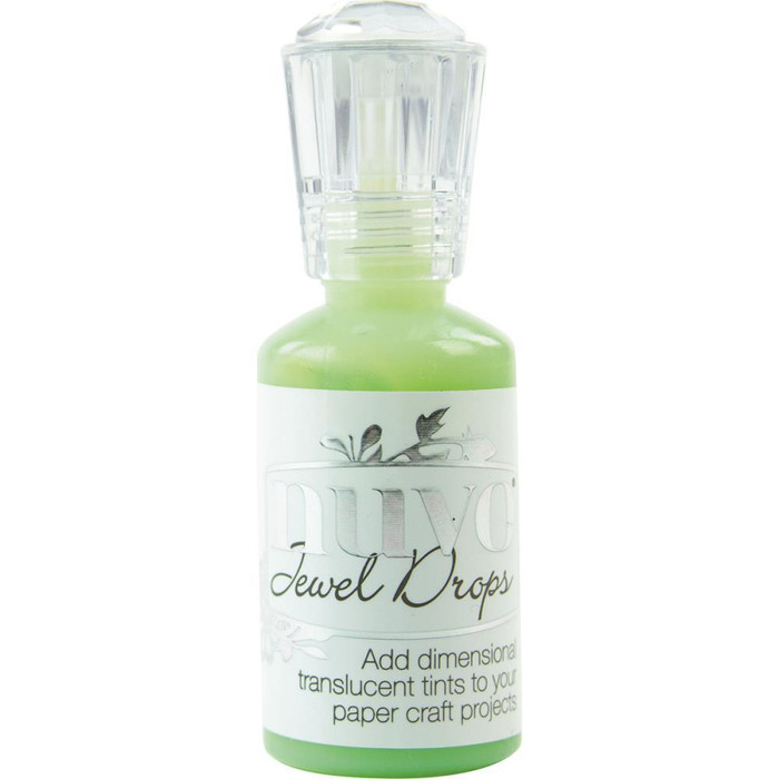 Nuvo Jewel Drops 30ml - Key Lime