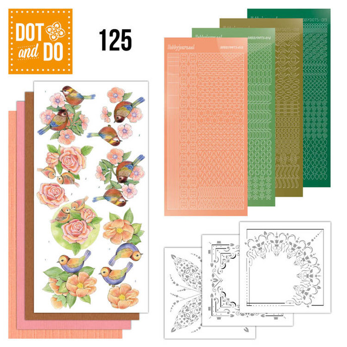Dot and Do Kit #125 - Birds