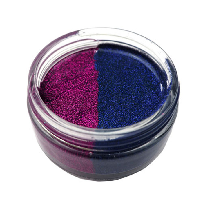 Cosmic Shimmer Glitter Kiss Duo - CROWN JEWELS 50ml