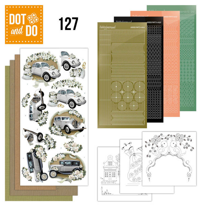 Dot and Do Kit #127 - Marriage