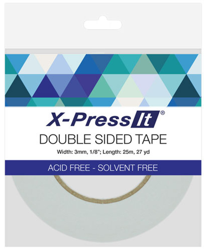 XPress It Double-Sided Tape 3mm
