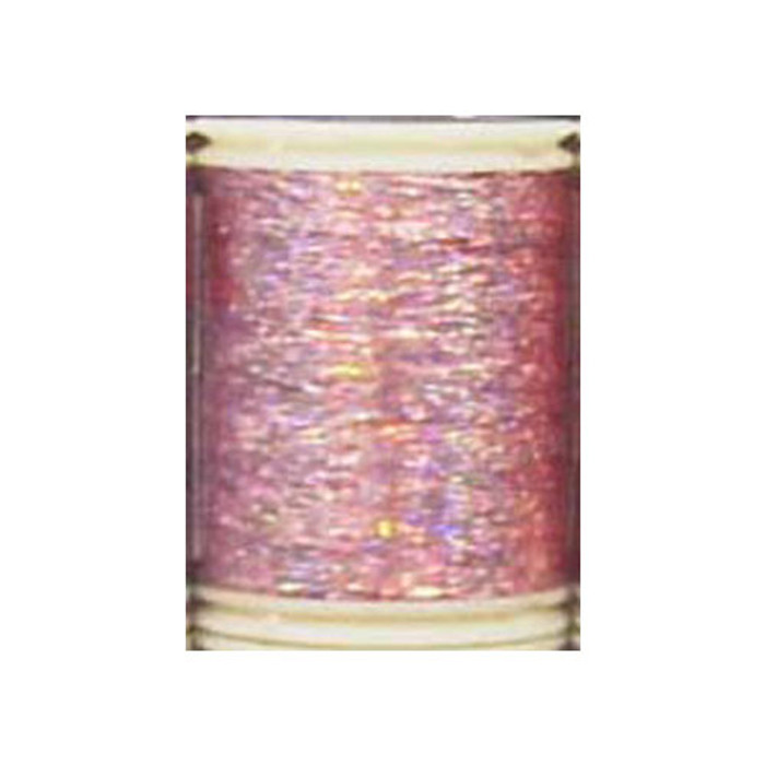Birch Hologram  Embroidery Thread - Holo Pink
